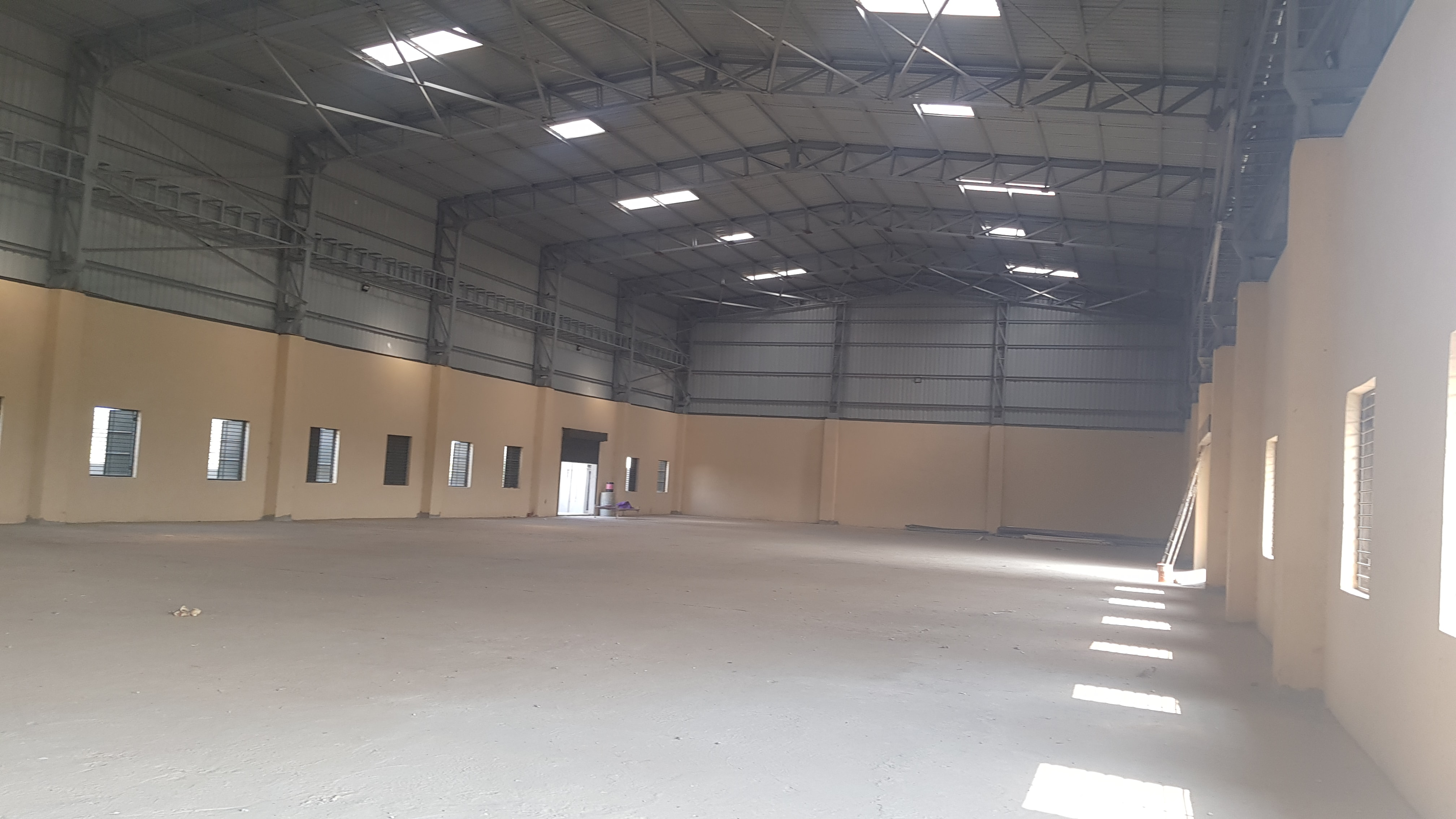 Warehouse on rent near Sanand