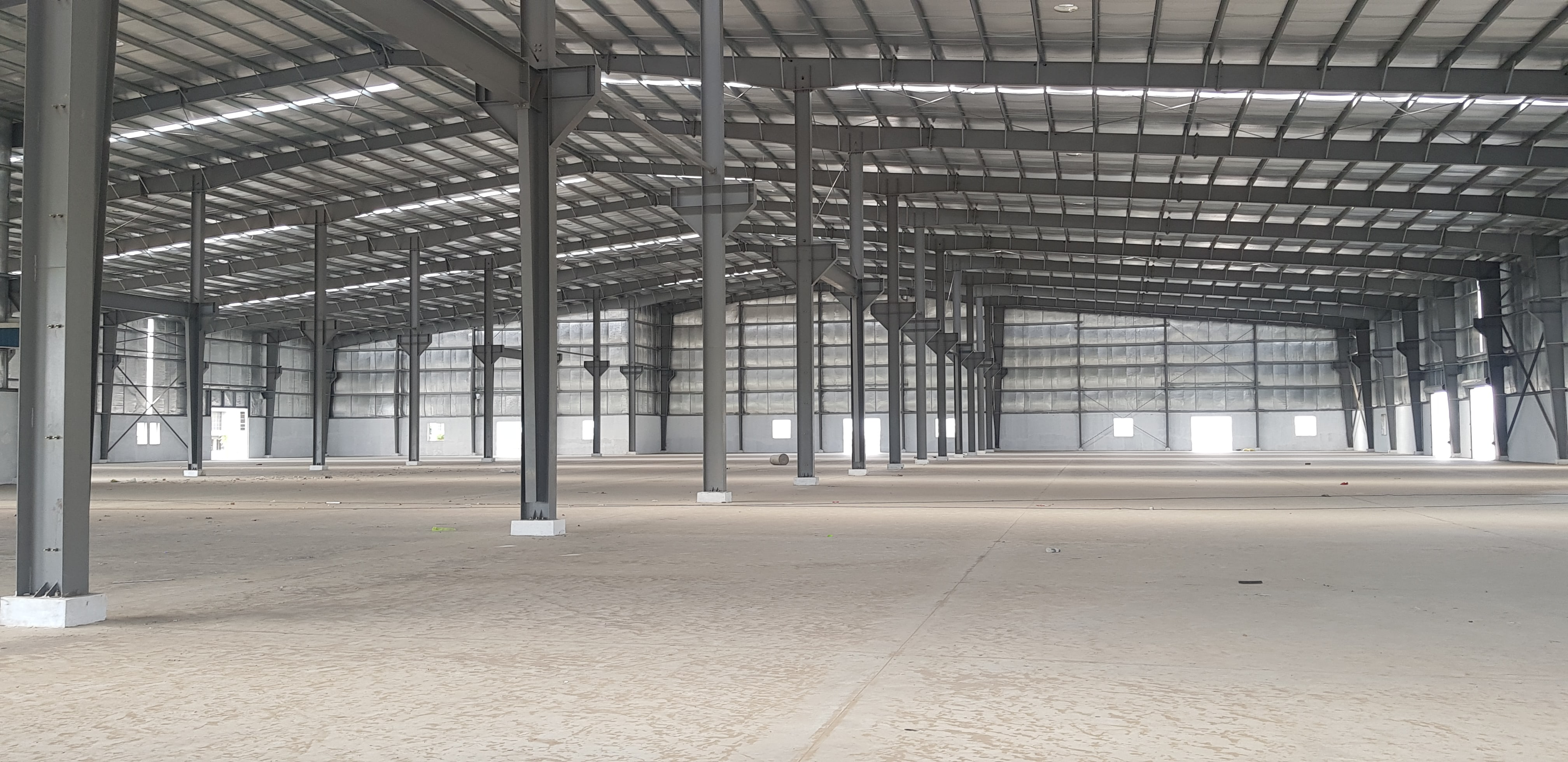 Warehouse on lease at Metoda Changodar